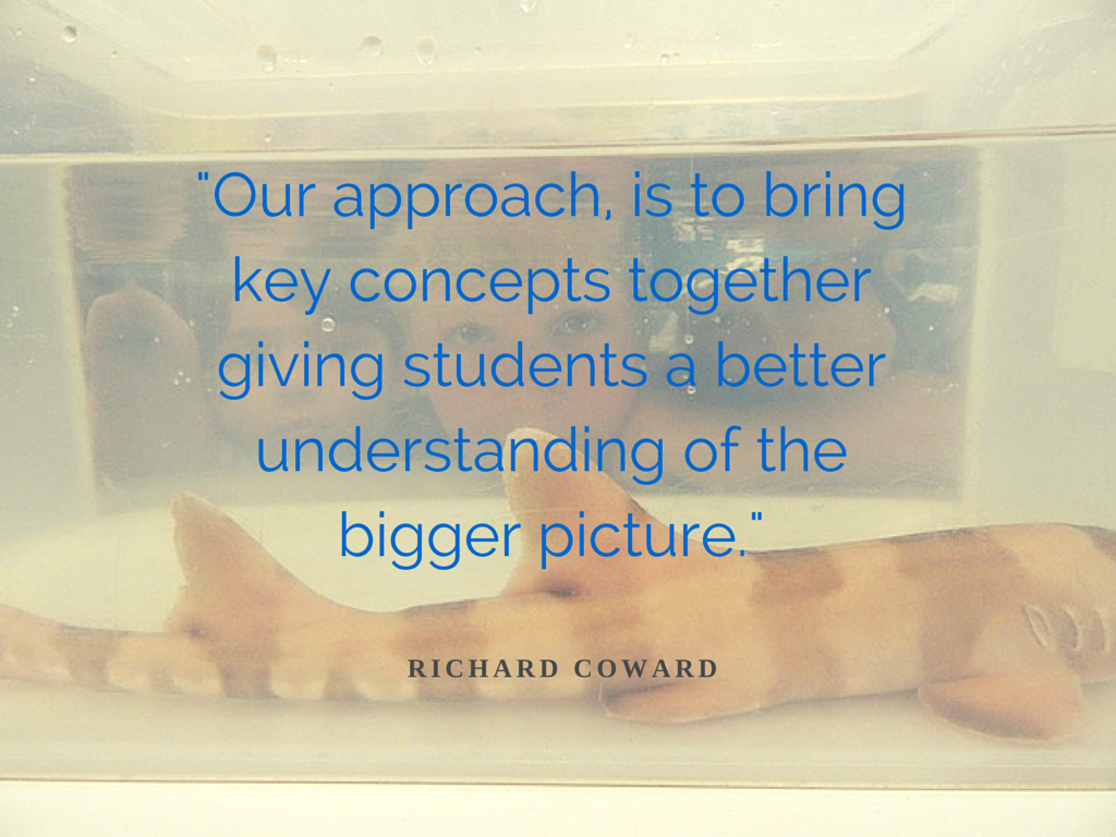 Why our approach to curriculum connection has never been so important