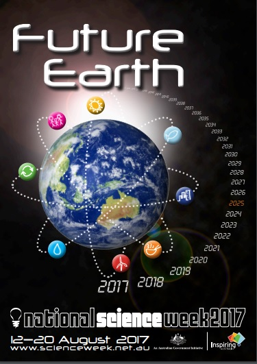 Future Earth 2017 poster
