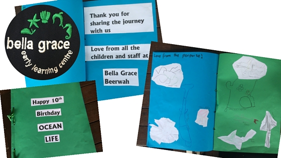 bella grace card