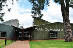 Cobb and Co Museum an 'Under the Sea' Adventure